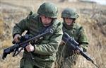 Gần 450 lính dù Nga diễn tập tại Tajikistan