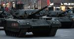 Pháo xe tăng Armata đốt cháy vỏ thép dày 1m