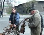 Khó khăn của người dân ở Donbass