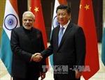 Chủ tịch Trung Quốc gặp Thủ tướng Ấn Độ