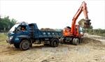 Tuyên Quang yêu cầu chấm dứt khai thác cát sỏi trên sông Phó Đáy