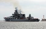 Chiến hạm Nga lên đường tập trận với Trung Quốc