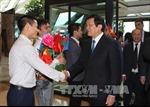 Chủ tịch nước gặp cộng đồng người Việt tại Azerbaijan