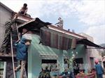 Lốc xoáy gây thiệt hại nặng tại Bát Xát, Lào Cai