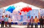 Liên doanh Viettel-Lào xây trụ sở mới