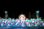 Khai mạc Lễ hội Làng Sen 2015