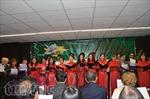 Trung tâm Văn hóa Việt Nam tại Pháp kỷ niệm sinh nhật Bác