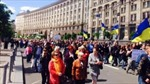 Ukraine: Biểu tình rầm rộ phản đối tăng giá dịch vụ ở Kiev