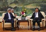Chủ tịch Trung Quốc hy vọng quan hệ với Mỹ phát triển đúng hướng