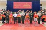Giao lưu Quốc phòng Biên giới Việt–Trung kết thúc tốt đẹp