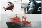 Litva tìm kiếm máy bay mất tích ở biển Baltic