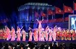 Cầu truyền hình đặc biệt 'Hoài bão Hồ Chí Minh'