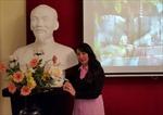 Nhân dân Algeria ngưỡng mộ Chủ tịch Hồ Chí Minh