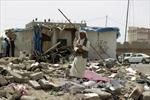 Liên quân Saudi Arabia không kích thủ đô Sanaa