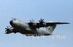 Airbus cảnh báo trục trặc trong động cơ máy bay A400M