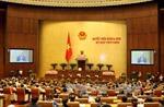 Khai mạc trọng thể Kỳ họp thứ 9, Quốc hội Khóa XIII