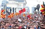 EU dọa ngừng đàm phán về kết nạp Macedonia