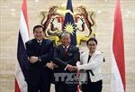 Thái Lan-Malaysia-Indonesia cấp 'nơi ở tạm thời' cho các thuyền nhân