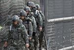 Ra mắt sư đoàn hỗn hợp Hàn - Mỹ
