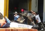 Cháy kho hải sản, thiệt hại trên 3,6 tỷ đồng