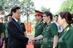 Thủ tướng dự Lễ kỷ niệm 40 năm Ngày truyền thống Bệnh viện 175
