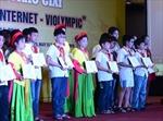 Gần 2000 học sinh đạt giải cuộc thi ViOlympic