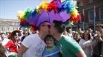 Ireland hợp pháp hóa hôn nhân đồng giới
