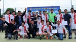 Sôi động giải bóng đá thanh niên, sinh viên Việt Nam tại Séc