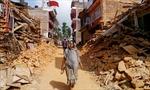 'Dư chấn' tâm lý một tháng sau động đất Nepal