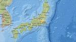 Động đất mạnh 5,6 richter tại Nhật Bản