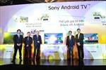 Sony ra mắt tivi siêu mỏng chỉ 4,9mm