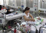 Vĩnh Phúc: Bé 6 tháng tuổi tử vong sau tiêm là do sốc phản vệ