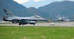 NATO tập trận không quân tại Thụy Điển