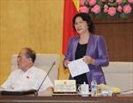 Thông cáo số 5 Kỳ họp thứ 9, Quốc hội khóa XIII