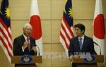 Malaysia-Nhật Bản nâng cấp quan hệ lên đối tác chiến lược