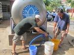 Nỗ lực để cấp nước sạch cho ngoại thành