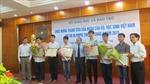 Vinh danh các thành viên tham dự Olympic Tin học Châu Á
