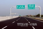 Thông xe 22,7 km cao tốc Hà Nội–Hải Phòng