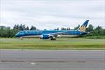 Boeing 787-9 Dreamliner đầu tiên của Vietnam Airlines bay thử thành công