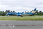 Boeing 787-9 Dreamliner của Vietnam Airlines bay thử lần đầu tiên