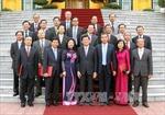 Chủ tịch nước trao quyết định bổ nhiệm các Đại sứ
