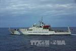 Tàu Trung Quốc tiếp tục đi vào lãnh hải Nhật Bản