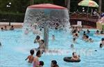 Hà Nội nắng nóng 40 độ C: Cuộc sống người dân nhiều xáo trộn