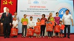 """Prudential Việt Nam tài trợ Chương trình """"Vòng tay nhân ái chia sẻ nỗi đau tai nạn giao thông"""" giai đoạn 2"""
