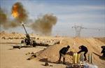 IS chiếm một sân bay ở Libya