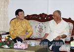 Chủ tịch nước tiếp tục các hoạt động thăm và làm việc tại Lào