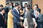 Thủ tướng gặp mặt cộng đồng người Việt tại Kazakhstan