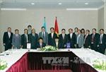 Thủ tướng tiếp lãnh đạo Tập đoàn Dầu khí quốc gia Kazakhstan