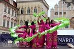 Việt Nam gây ấn tượng tại lễ hội dân tộc thiểu số ở Séc
