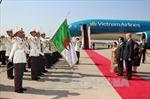 Thủ tướng Nguyễn Tấn Dũng bắt đầu thăm chính thức Algeria